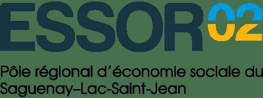 Logo Essor 02 | Pôle régional d'économie sociale du Saguenay-Lac-St-Jean