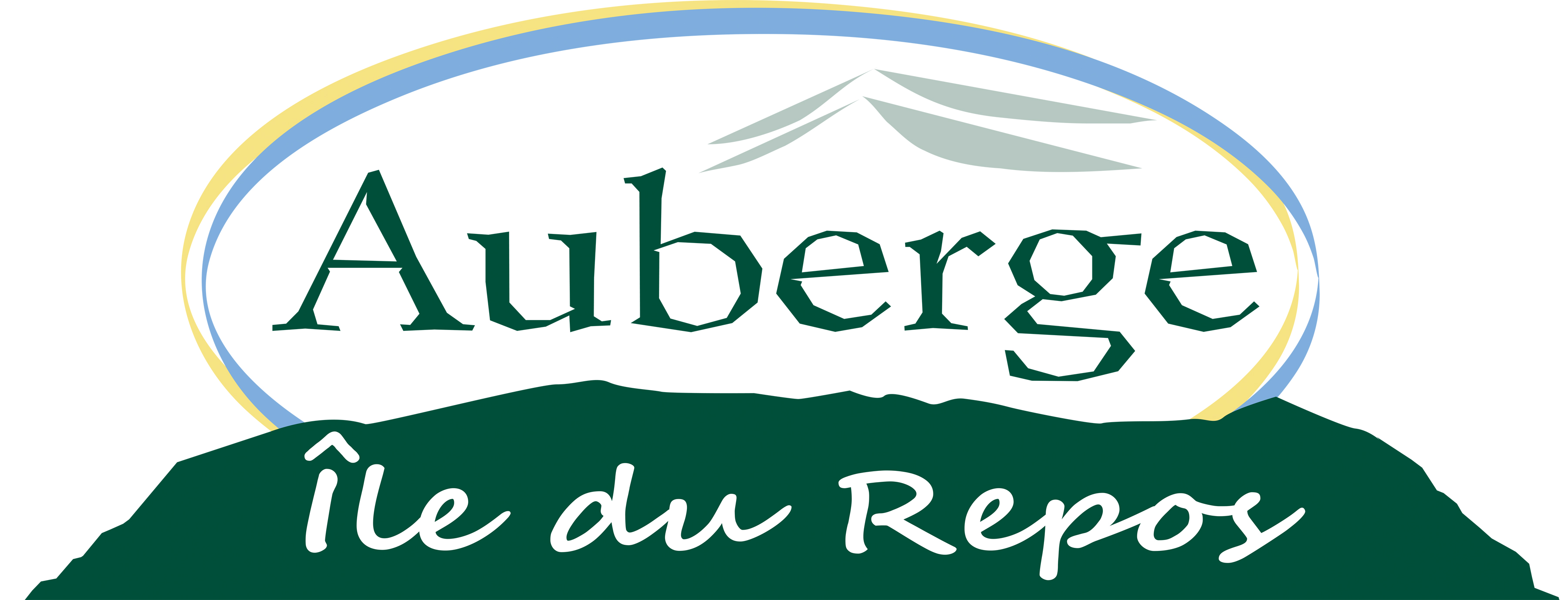 logo de Corporation Île du Repos