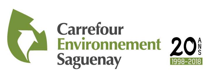 logo de Carrefour Environnement Saguenay