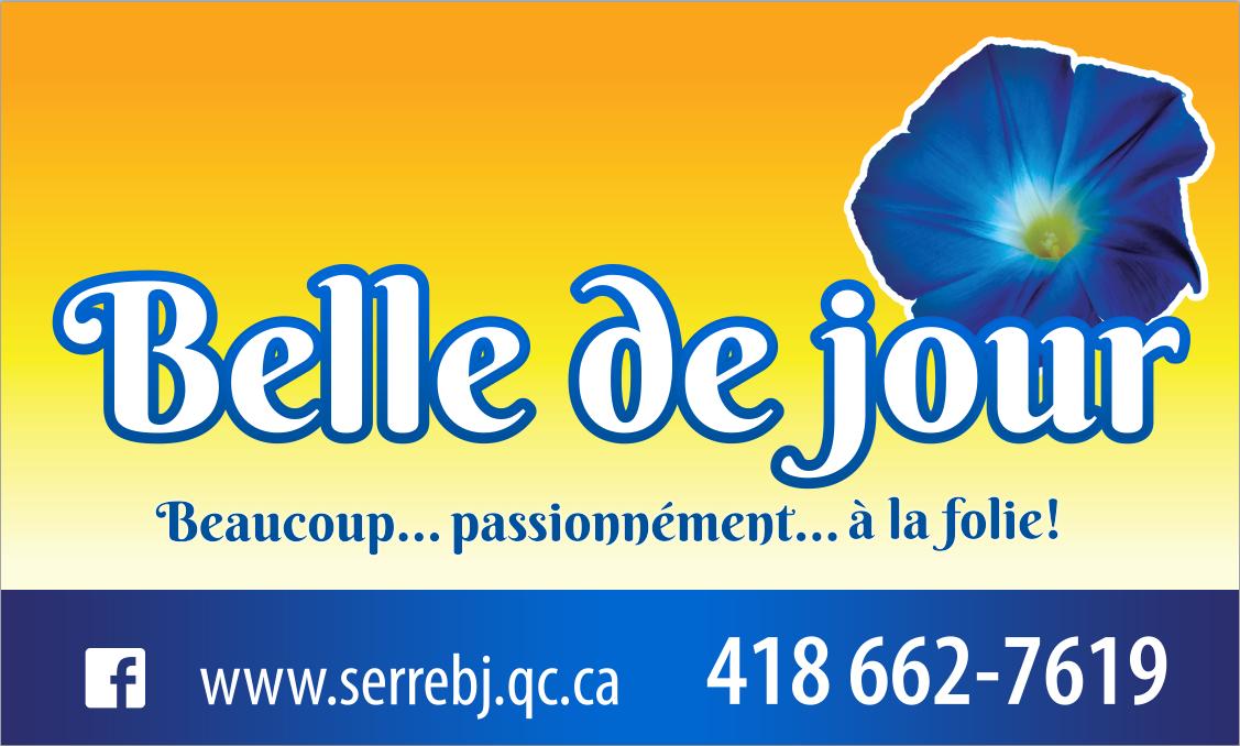 logo de Serres Belle-de-Jour