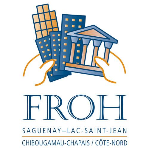 logo de Fédération régionale des OBNL d'habitation Saguenay - Lac-Saint-JEan, CHibougamau-Chapais et Côte-Nord