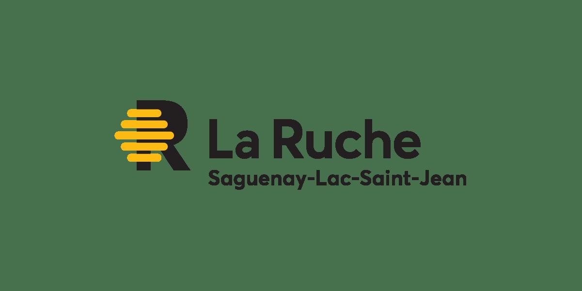 logo de La Ruche Saguenay - Lac-St-Jean