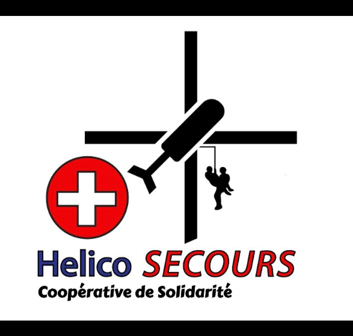 logo de Helico Secours coopérative de solidarité