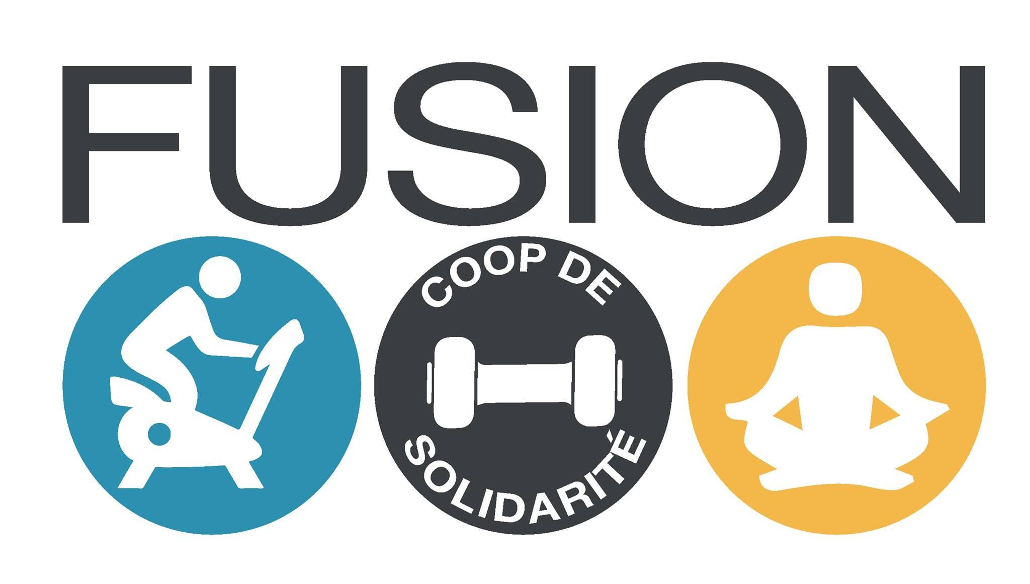 logo de Studio Fusion, coop de solidarité