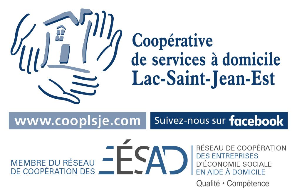 logo de Coopérative de services à domicile Lac-Saint-Jean-Est