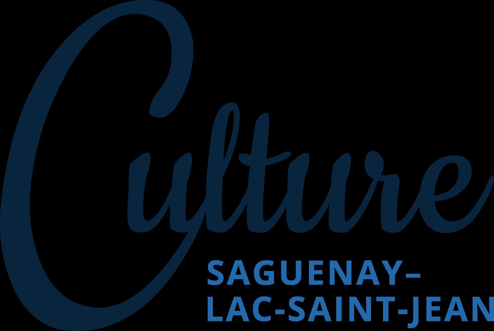 logo de Culture Saguenay - Lac-Saint-Jean