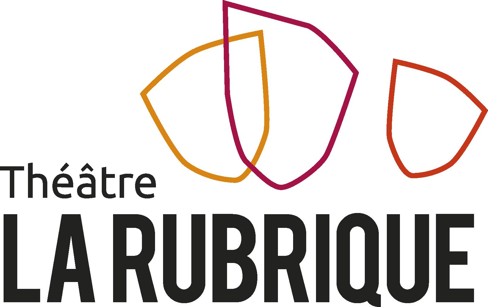 logo de Théâtre La Rubrique