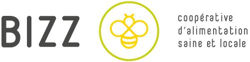 logo de BIZZ coopérative de solidarité en alimentation locale