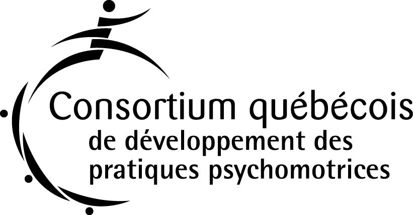 logo de Consortium québécois de développement des pratiques psychomotrices