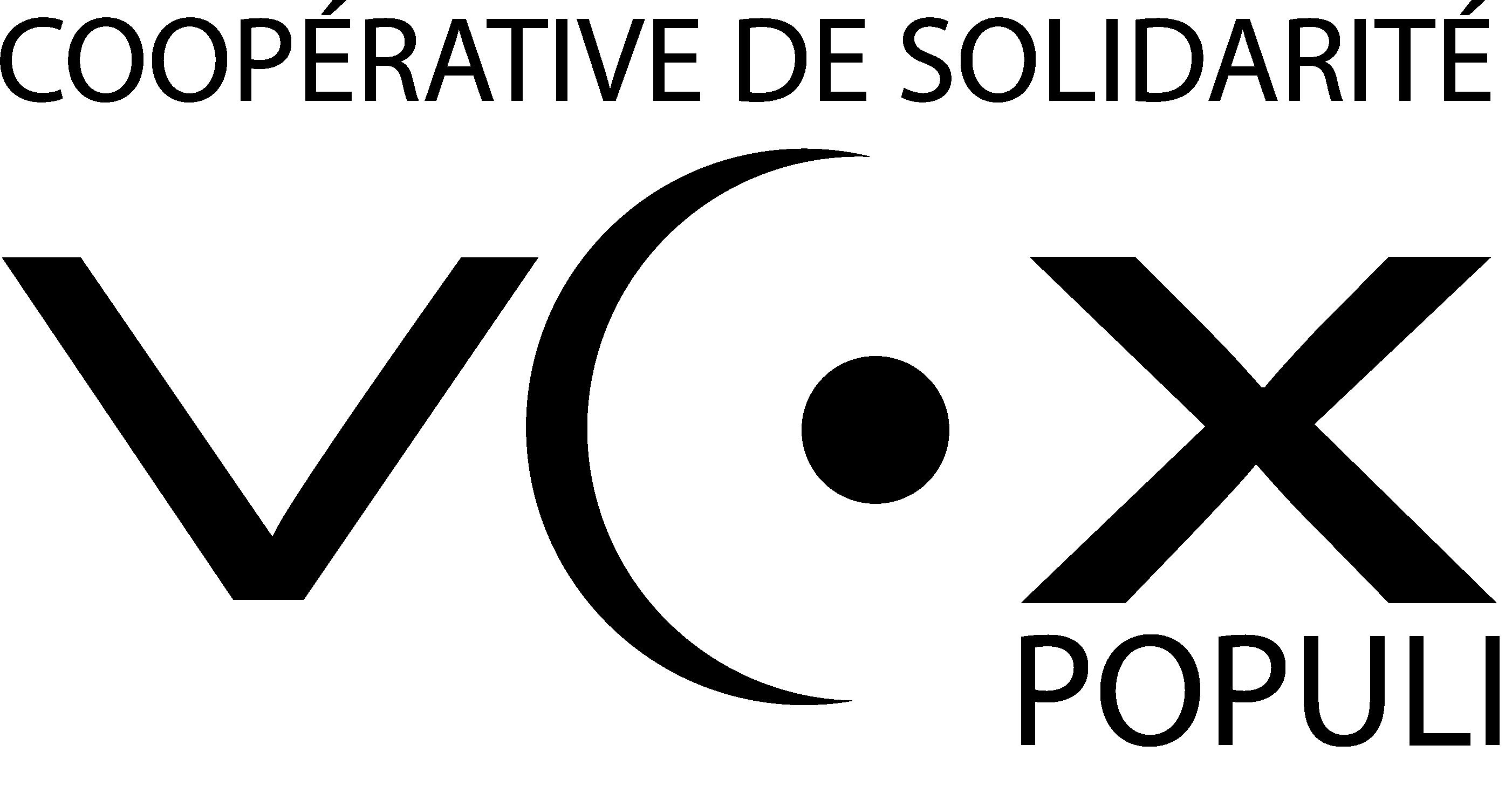 logo de Coopérative de solidarité Vox Populi
