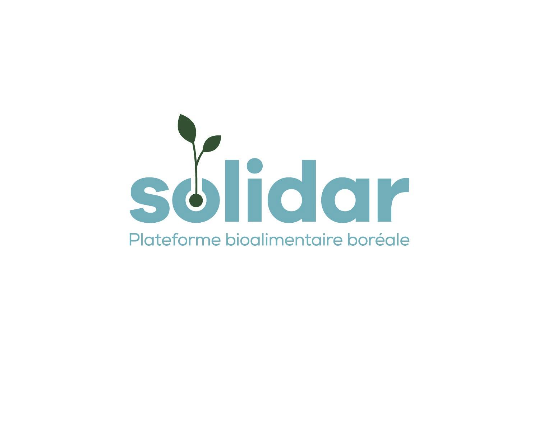logo de Plateforme bioalimentaire boréale Solidar