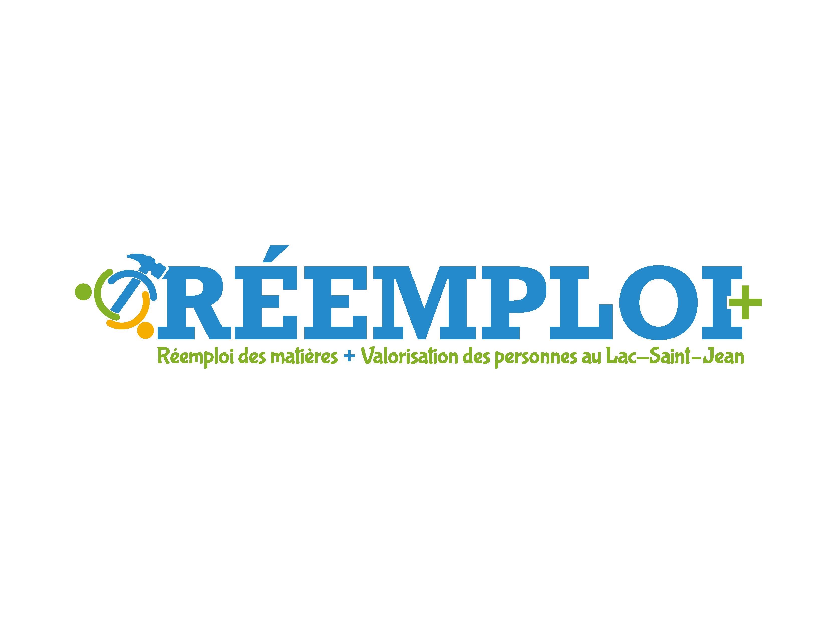 logo de Réemploi +