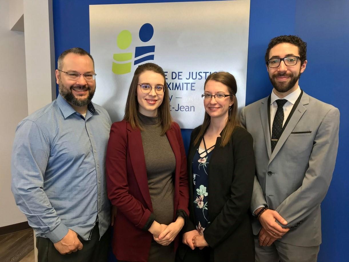 Le Centre de justice de proximité du Saguenay - Lac-Saint-Jean, une organisation à connaitre!